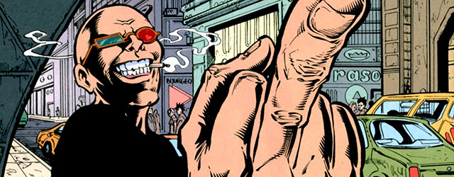 On this episode, the TSP crew discusses the Silver Surfer's endowment, Doctor Domashev's D&D alignment, and the entire run of Warren Ellis & Darick Robertson's iconic TRANSMETROPOLITAN!